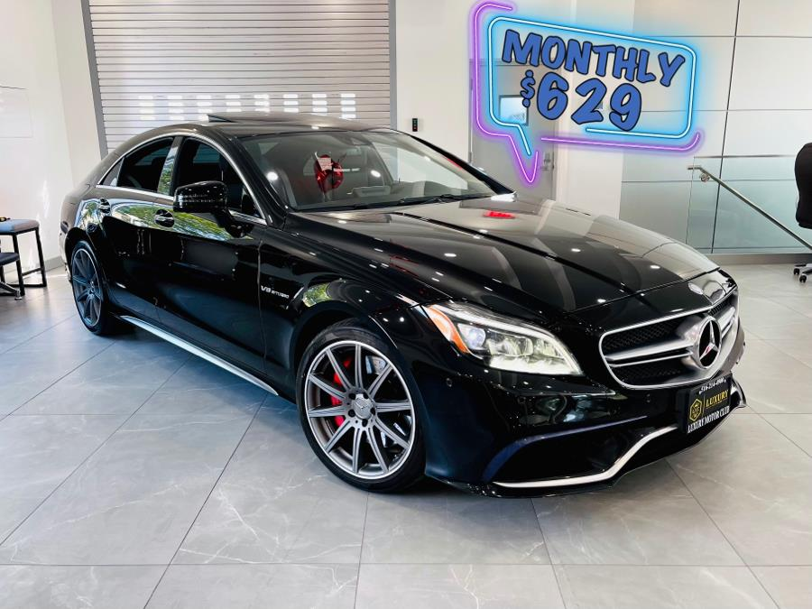 Used Mercedes-Benz CLS-Class 4dr Sdn CLS 63 AMG S-Model 4MATIC 2015 | C Rich Cars. Franklin Square, New York