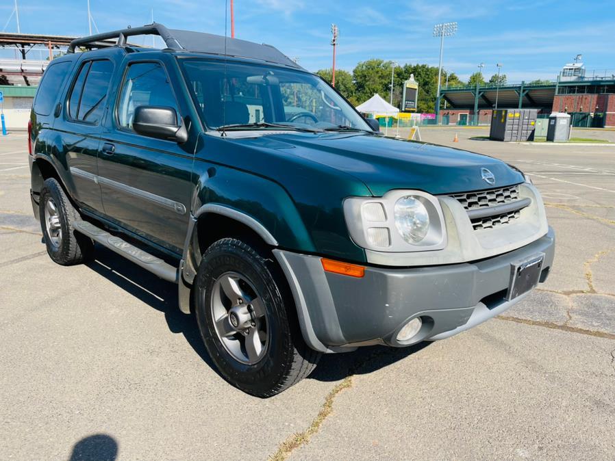 Used Nissan Xterra 4dr SE 4WD V6 Auto 2002   Supreme Automotive. New Britain, Connecticut