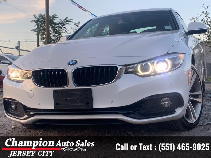 Used BMW 4 Series 430i xDrive Gran Coupe 2018 | Champion Auto Sales of JC. Jersey City, New Jersey