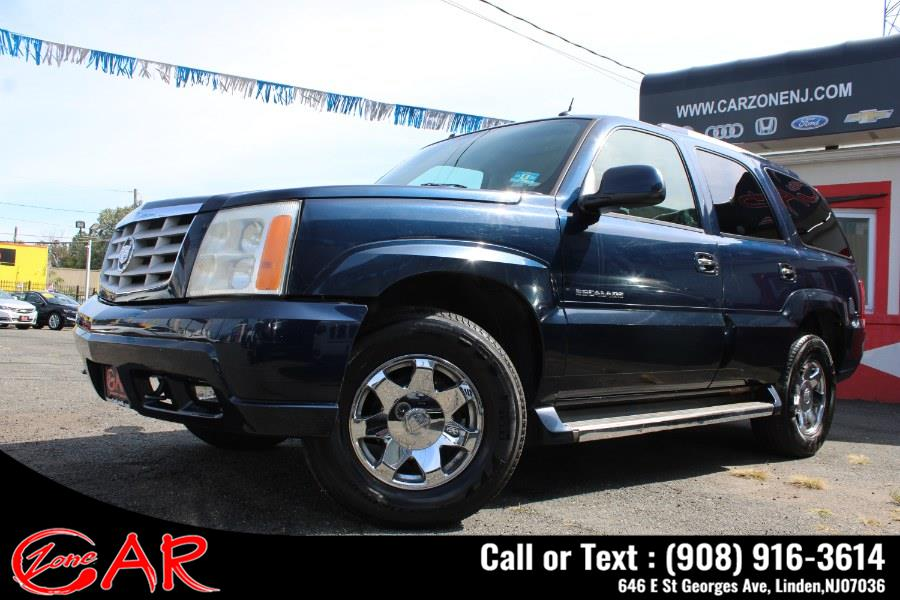 Used Cadillac Escalade 4dr AWD 2005   Car Zone. Linden, New Jersey