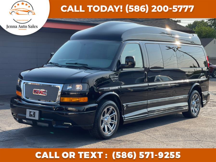 "Used GMC Savana Cargo Van RWD 2500 155"" Upfitter 2014 | Jenna Auto Sale Inc. Roseville, Michigan"