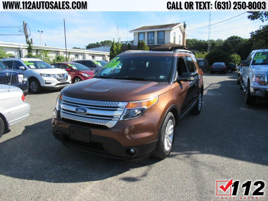 Used Ford Explorer FWD 4dr XLT 2012   112 Auto Sales. Patchogue, New York