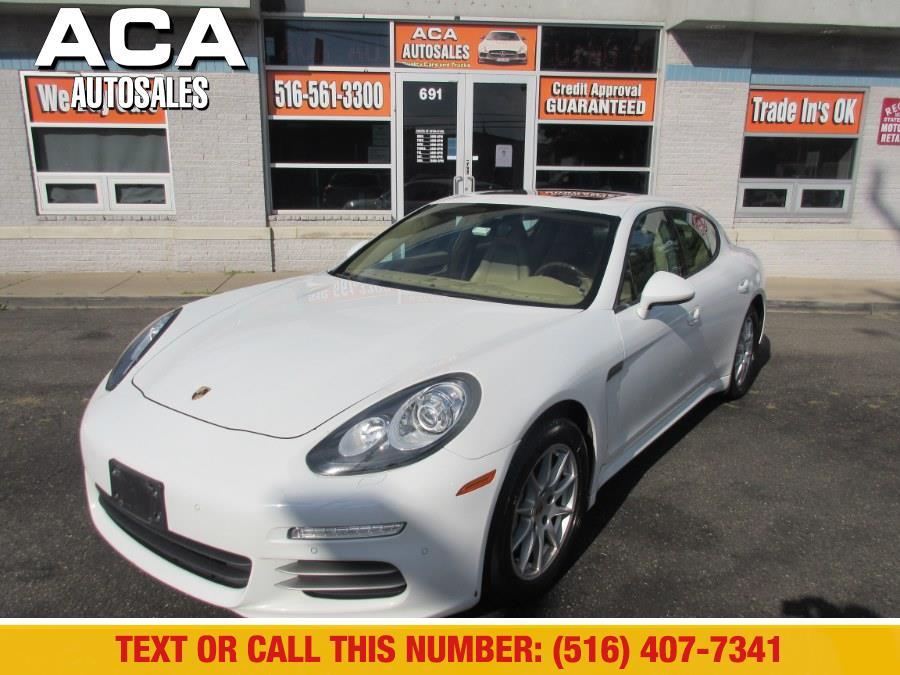 Used 2014 Porsche Panamera in Lynbrook, New York | ACA Auto Sales. Lynbrook, New York