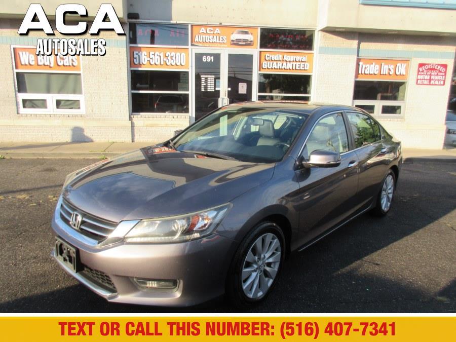 Used 2015 Honda Accord Sedan in Lynbrook, New York | ACA Auto Sales. Lynbrook, New York