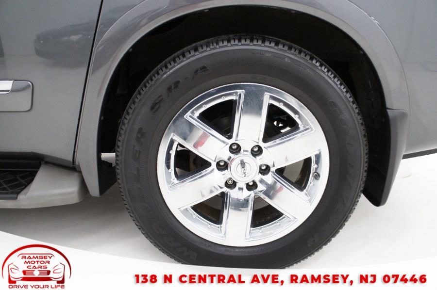 Used Nissan Armada 4WD 4dr Platinum 2012   Ramsey Motor Cars Inc. Ramsey, New Jersey
