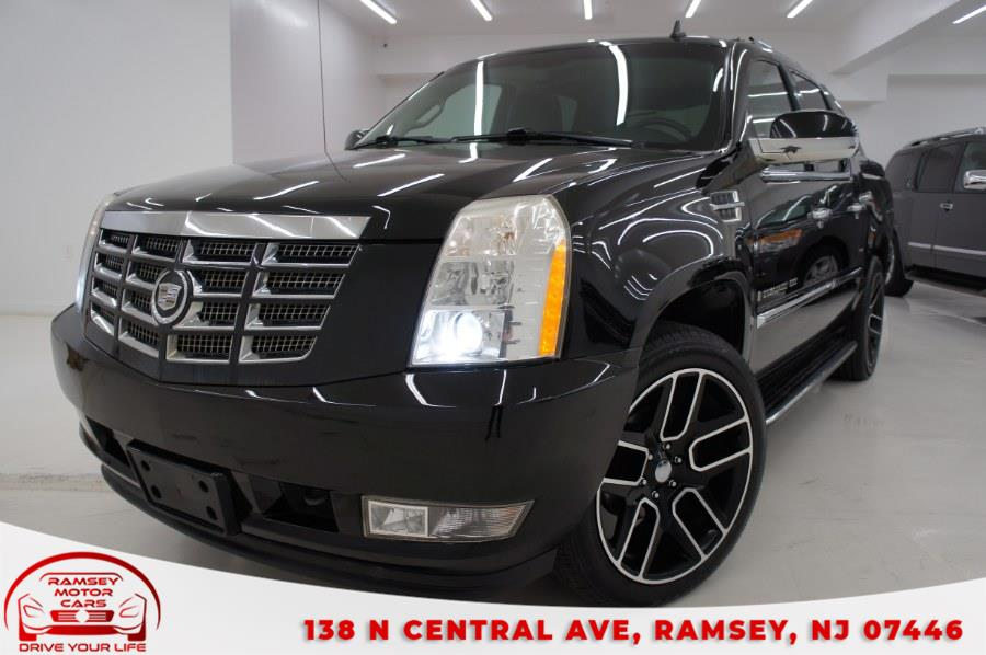 Used 2009 Cadillac Escalade EXT in Ramsey, New Jersey | Ramsey Motor Cars Inc. Ramsey, New Jersey