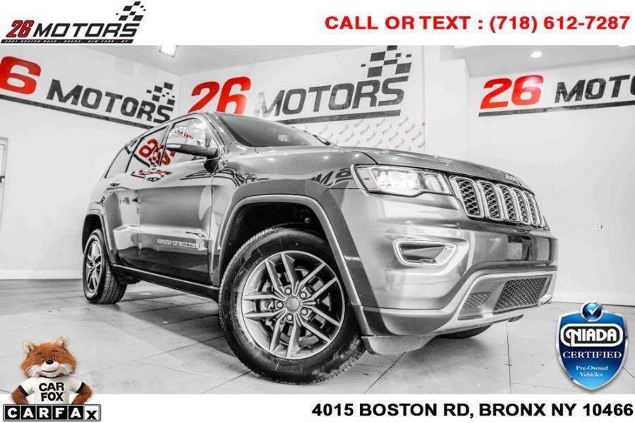 Used Jeep Grand Cherokee Limited 4x4 2019   26 Motors Corp. Bronx, New York
