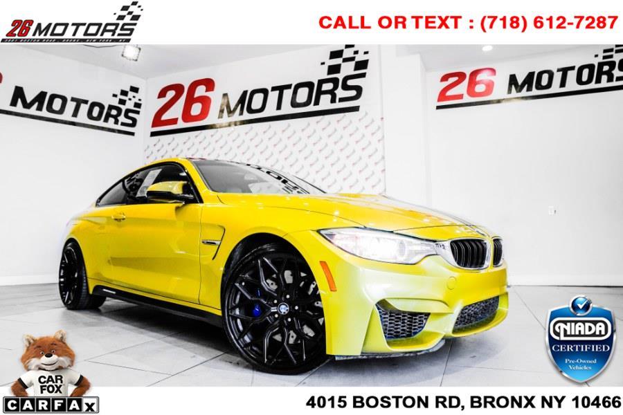 Used BMW M4 2dr Cpe 2016 | 26 Motors Corp. Bronx, New York