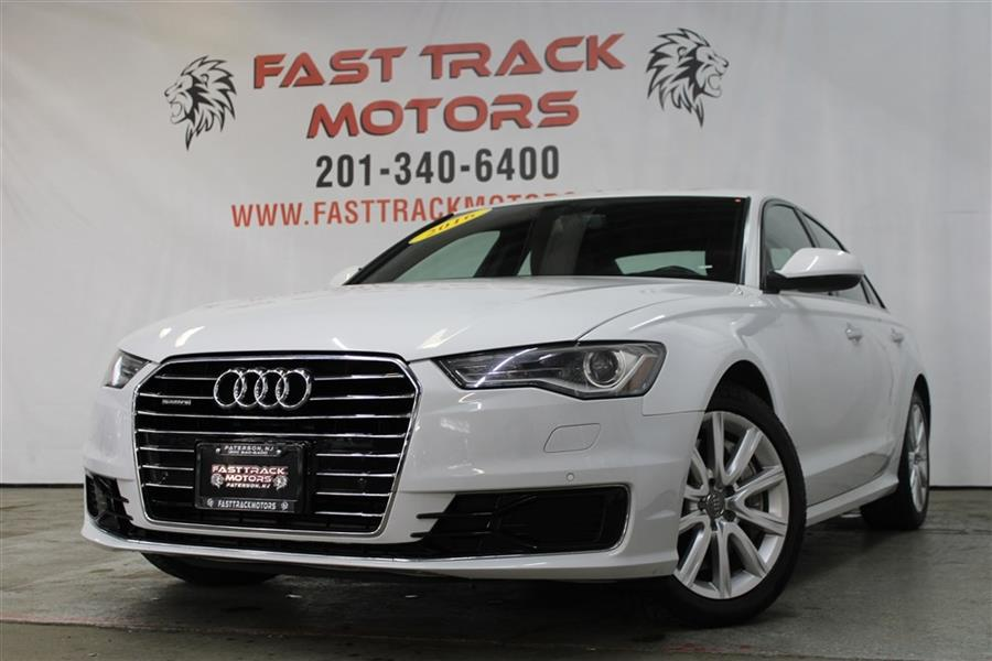 Used Audi A6 PREMIUM PLUS 2016 | Fast Track Motors. Paterson, New Jersey