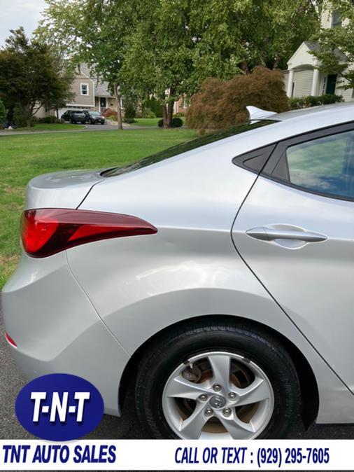 Used Hyundai Elantra 4dr Sdn Auto Limited PZEV (Ulsan Plant) 2014   TNT Auto Sales USA inc. Bronx, New York