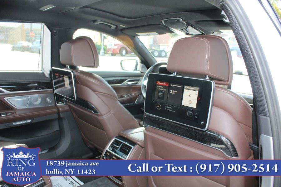 Used BMW 7 Series 750i xDrive Sedan 2018   King of Jamaica Auto Inc. Hollis, New York