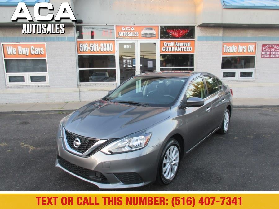 Used 2018 Nissan Sentra in Lynbrook, New York | ACA Auto Sales. Lynbrook, New York