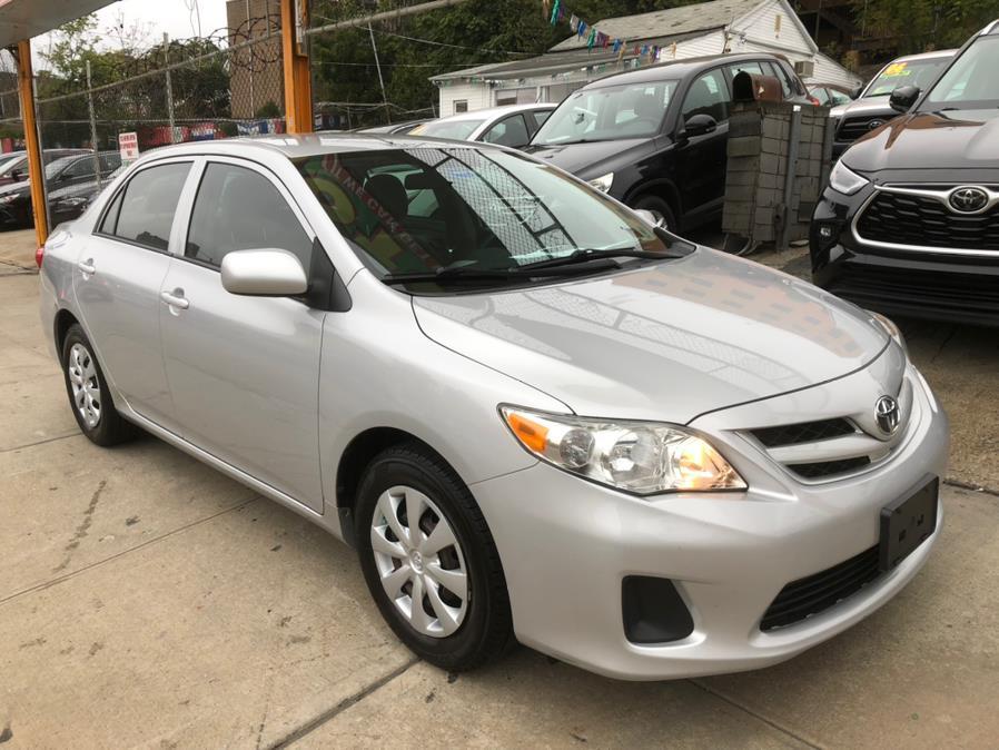 Used Toyota Corolla 4dr Sdn Auto LE 2012 | Sylhet Motors Inc.. Jamaica, New York