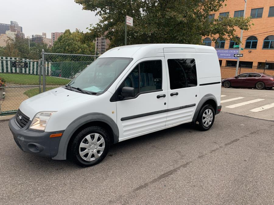 """Used Ford Transit Connect 114.6"""" XL w/side & rear door privacy glass 2013 