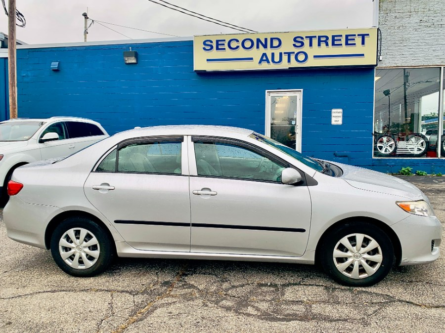 Used 2009 Toyota Corolla in Manchester, New Hampshire | Second Street Auto Sales Inc. Manchester, New Hampshire