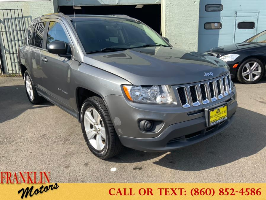 Used 2013 Jeep Compass in Hartford, Connecticut   Franklin Motors Auto Sales LLC. Hartford, Connecticut