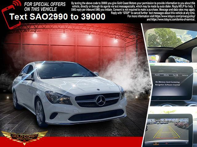 Used Mercedes-Benz CLA CLA 250 4MATIC Coupe 2018   Sunrise Auto Outlet. Amityville, New York