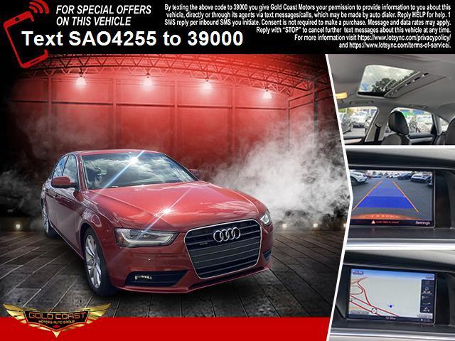 Used Audi A4 4dr Sdn Auto quattro 2.0T Prestige 2013 | Sunrise Auto Outlet. Amityville, New York