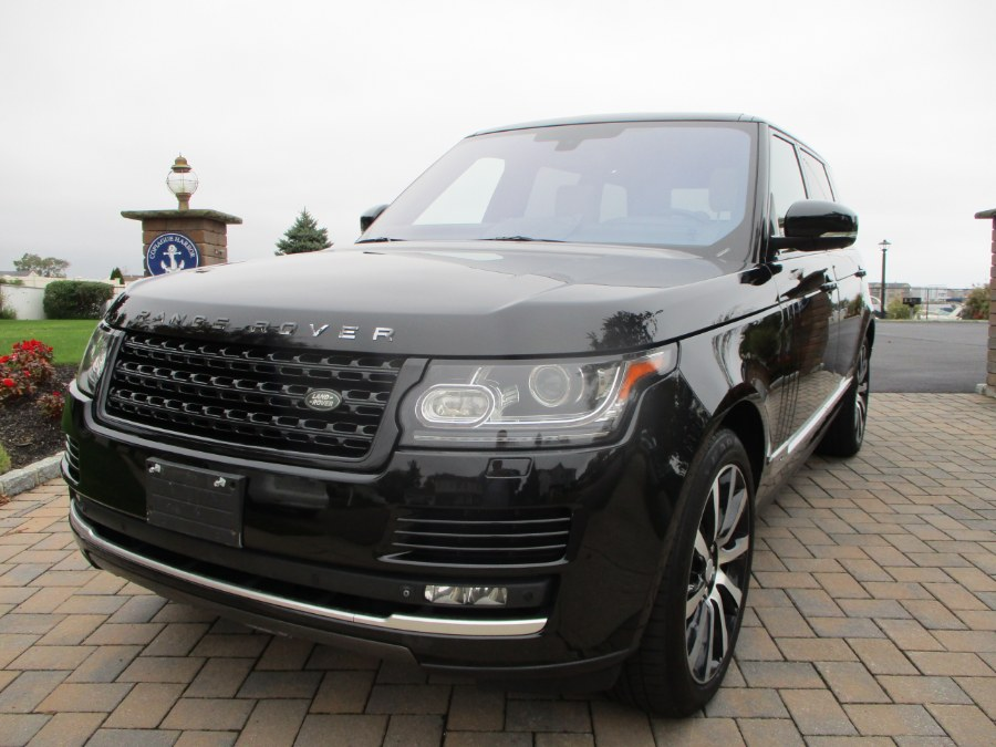 Used Land Rover Range Rover 4WD 4dr Supercharged LWB 2014   South Shore Auto Brokers & Sales. Massapequa, New York