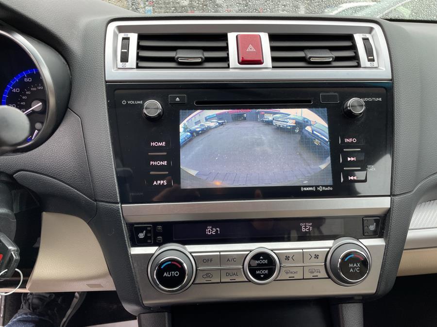 Used Subaru Outback 4dr Wgn 2.5i Premium PZEV 2015 | Auto Store. West Hartford, Connecticut