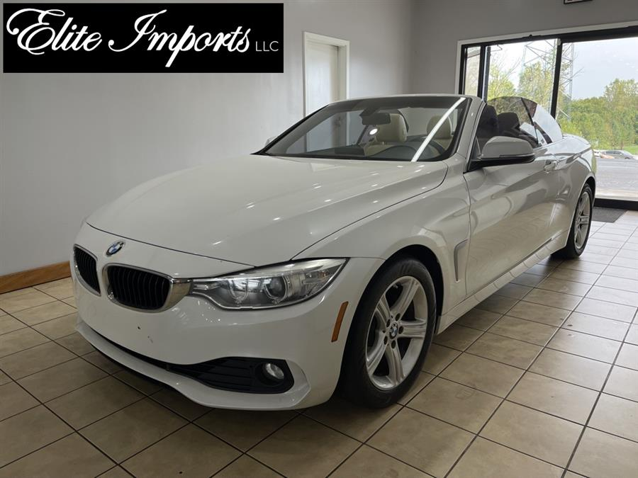 Used BMW 4 Series 428i 2dr Convertible 2014 | Elite Imports LLC. West Chester, Ohio