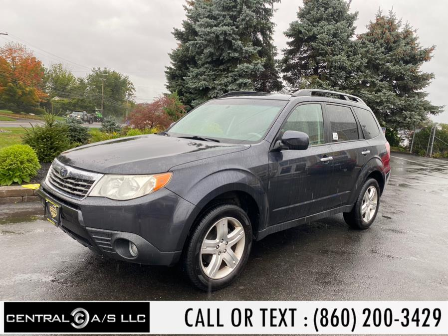 Used Subaru Forester 4dr Auto 2.5X Limited 2010 | Central A/S LLC. East Windsor, Connecticut