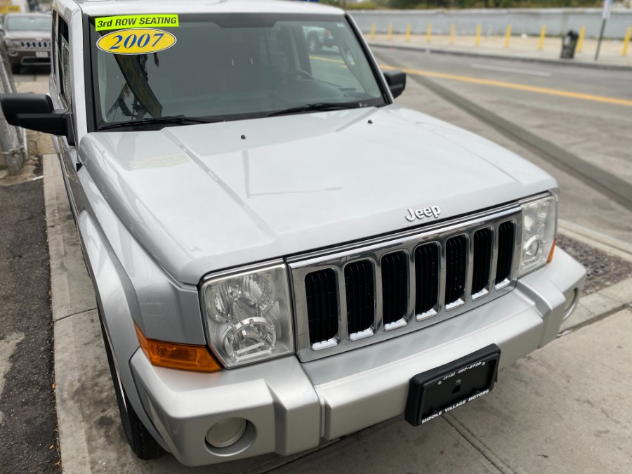 Used 2007 Jeep Commander in Middle Village, New York | Middle Village Motors . Middle Village, New York
