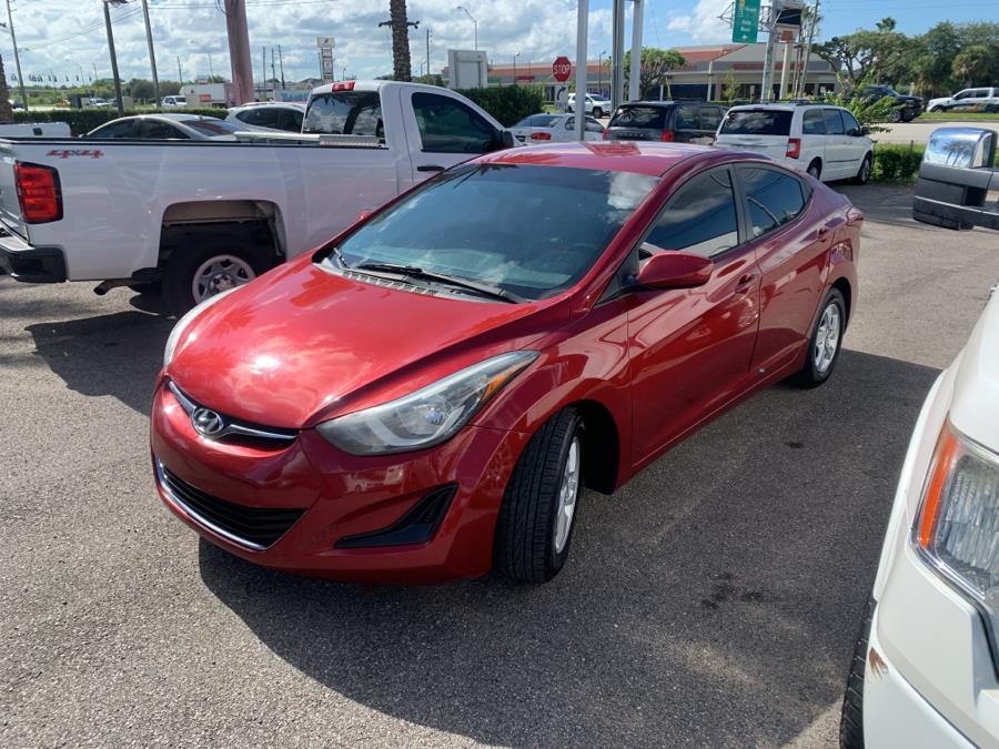 Used Hyundai Elantra 4dr Sdn Man SE (Alabama Plant) 2015 | Central florida Auto Trader. Kissimmee, Florida