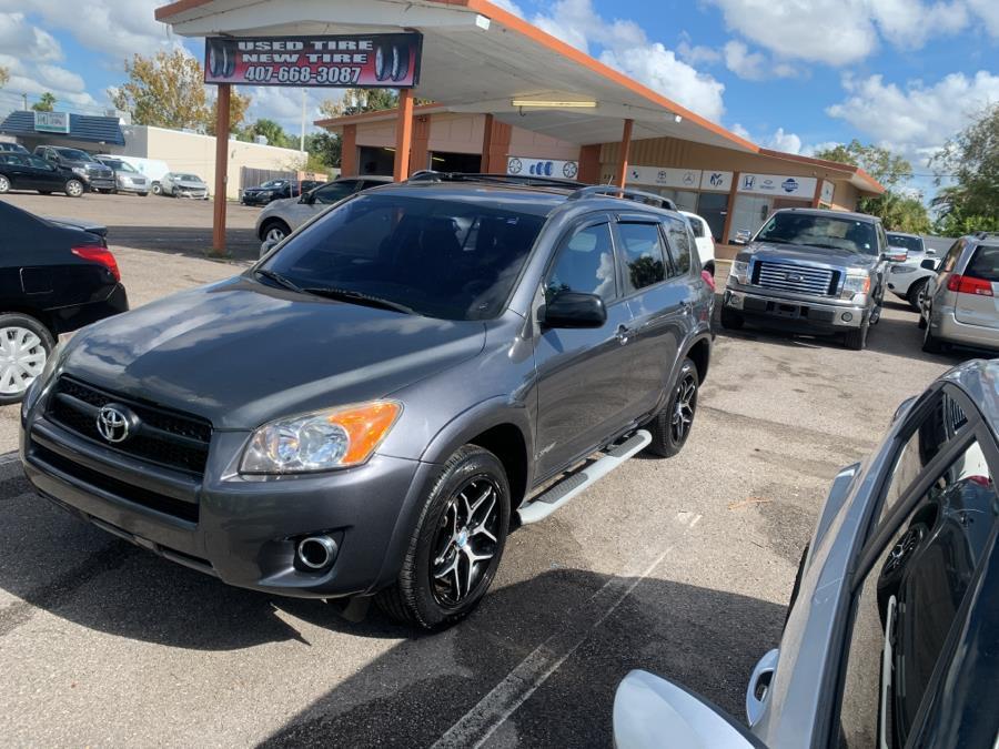 Used Toyota RAV4 FWD 4dr I4 Sport (Natl) 2012 | Central florida Auto Trader. Kissimmee, Florida