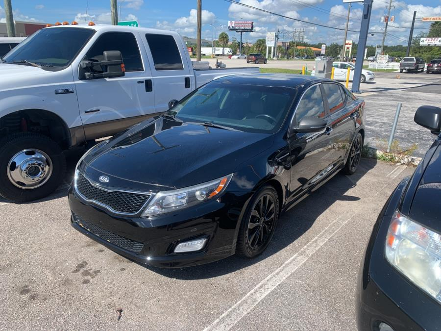 Used Kia Optima 4dr Sdn EX 2014 | Central florida Auto Trader. Kissimmee, Florida