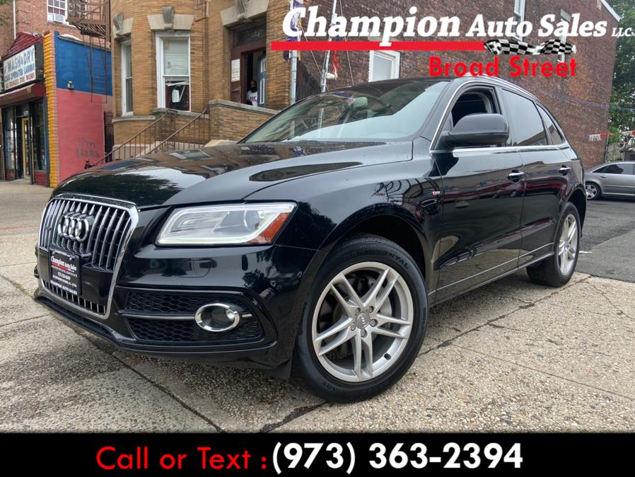 Used 2015 Audi Q5 in Newark, New Jersey   Champion Used Auto Sales LLC. Newark, New Jersey