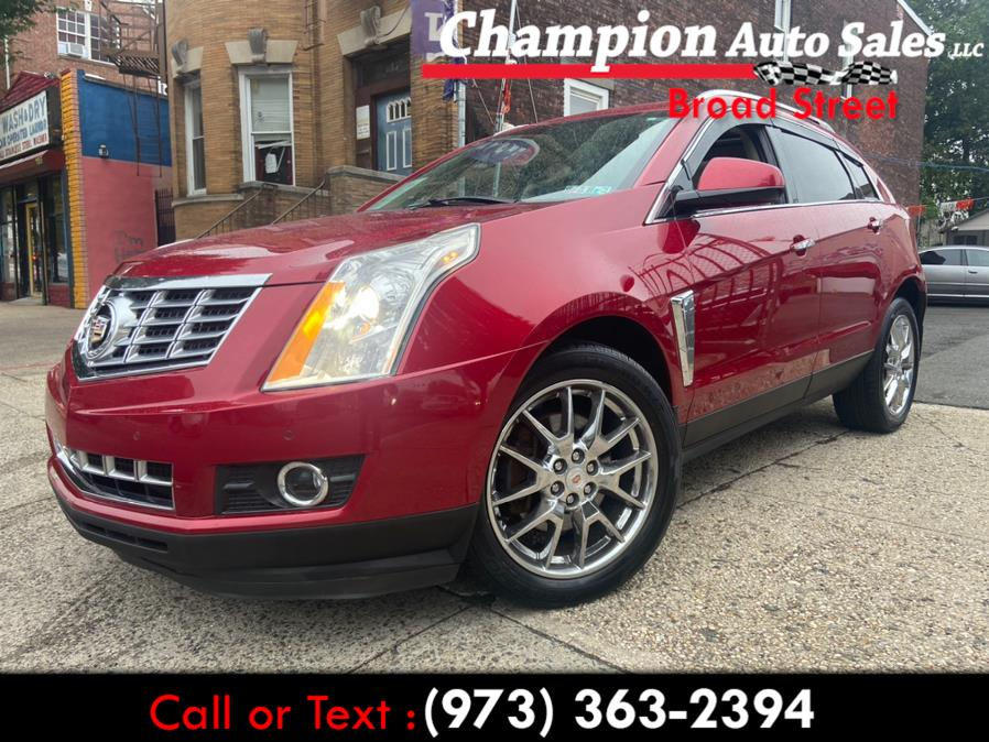 Used 2015 Cadillac SRX in Newark, New Jersey   Champion Used Auto Sales LLC. Newark, New Jersey
