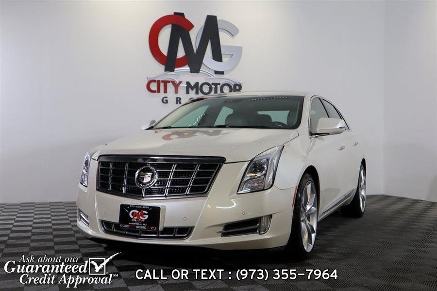 Used Cadillac Xts Premium 2014   City Motor Group Inc.. Haskell, New Jersey