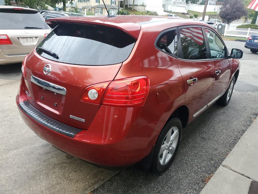 Used Nissan Rogue FWD 4dr S 2012 | Melrose Auto Gallery. Melrose, Massachusetts
