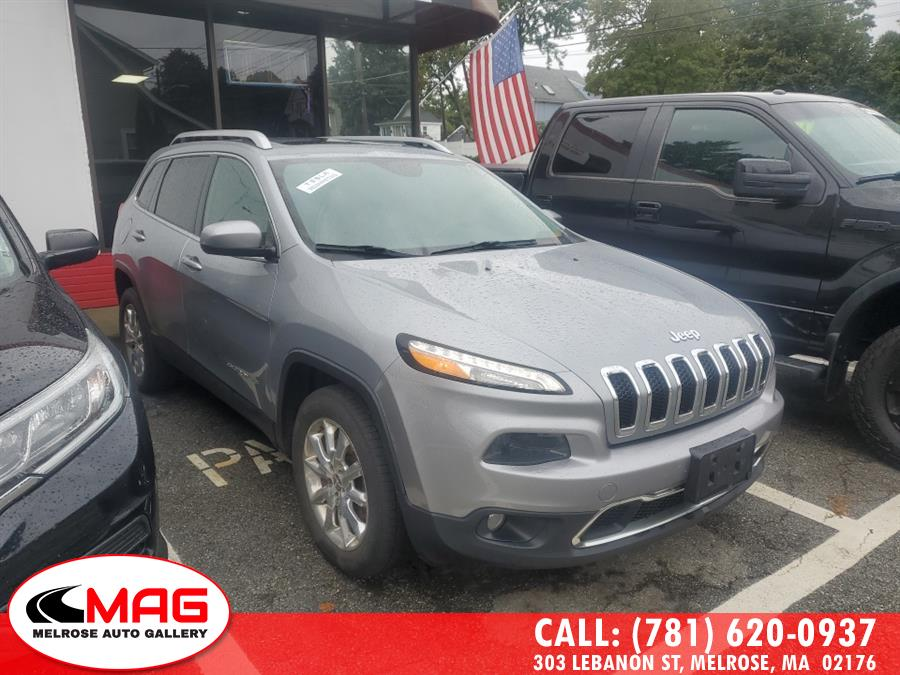 Used Jeep Cherokee 4WD 4dr Limited 2014   Melrose Auto Gallery. Melrose, Massachusetts
