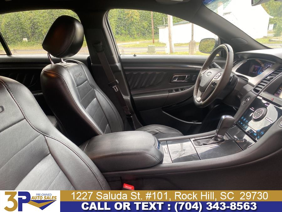 Used Ford Taurus 4dr Sdn SHO AWD 2013 | 3 Points Auto Sales. Rock Hill, South Carolina