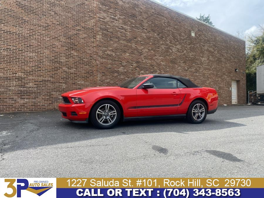 Used 2012 Ford Mustang in Rock Hill, South Carolina | 3 Points Auto Sales. Rock Hill, South Carolina