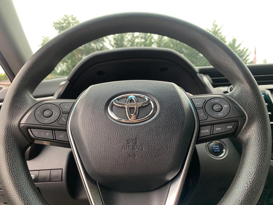 Used Toyota Camry LE Auto (Natl) 2018 | Auto Haus of Irvington Corp. Irvington , New Jersey