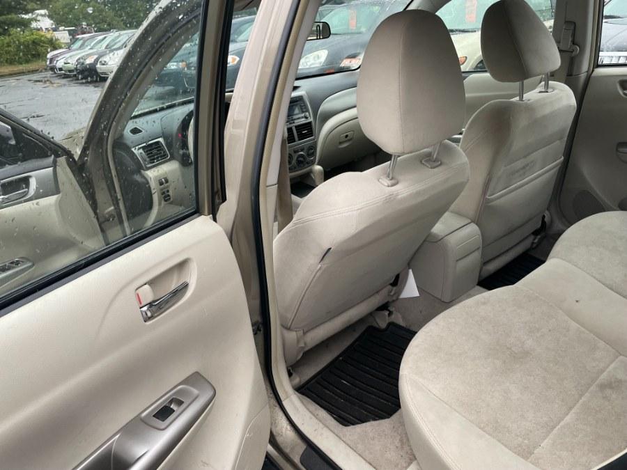 Used Subaru Impreza Wagon 5dr Auto i 2008 | CT Car Co LLC. East Windsor, Connecticut