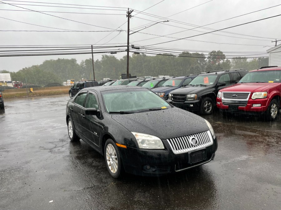 Used Mercury Milan 4dr Sdn V6 Premier FWD 2008 | CT Car Co LLC. East Windsor, Connecticut