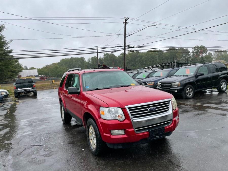 Used Ford Explorer 4WD 4dr V6 XLT 2009 | CT Car Co LLC. East Windsor, Connecticut