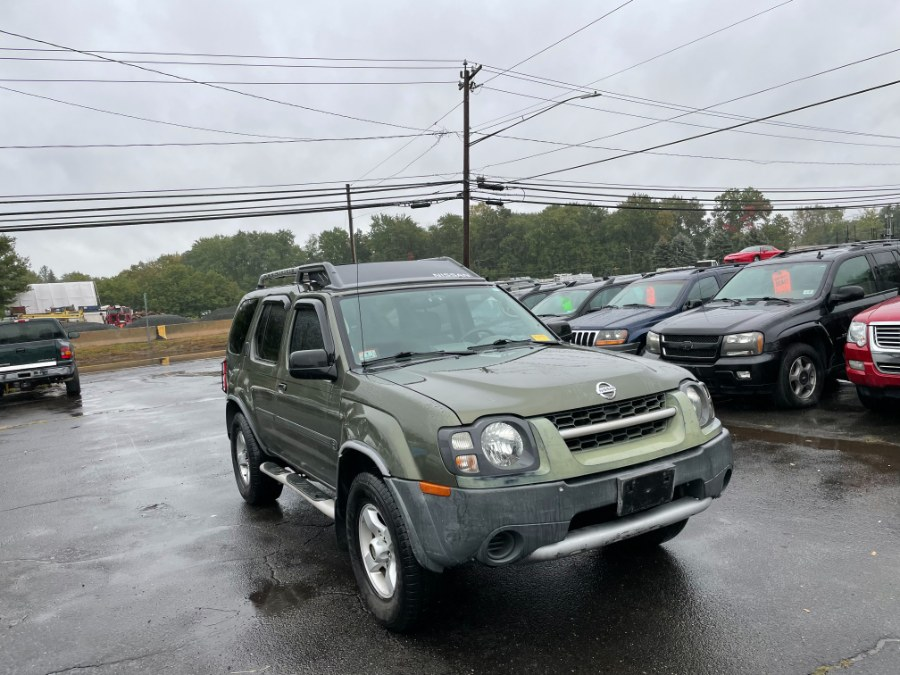 Used Nissan Xterra 4dr XE 4WD V6 Auto 2004   CT Car Co LLC. East Windsor, Connecticut