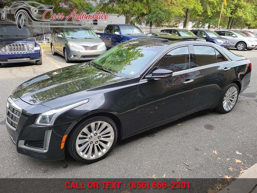 Used Cadillac CTS Sedan 4dr Sdn 2.0L Turbo Luxury AWD 2014 | Carr Automotive. Delran, New Jersey