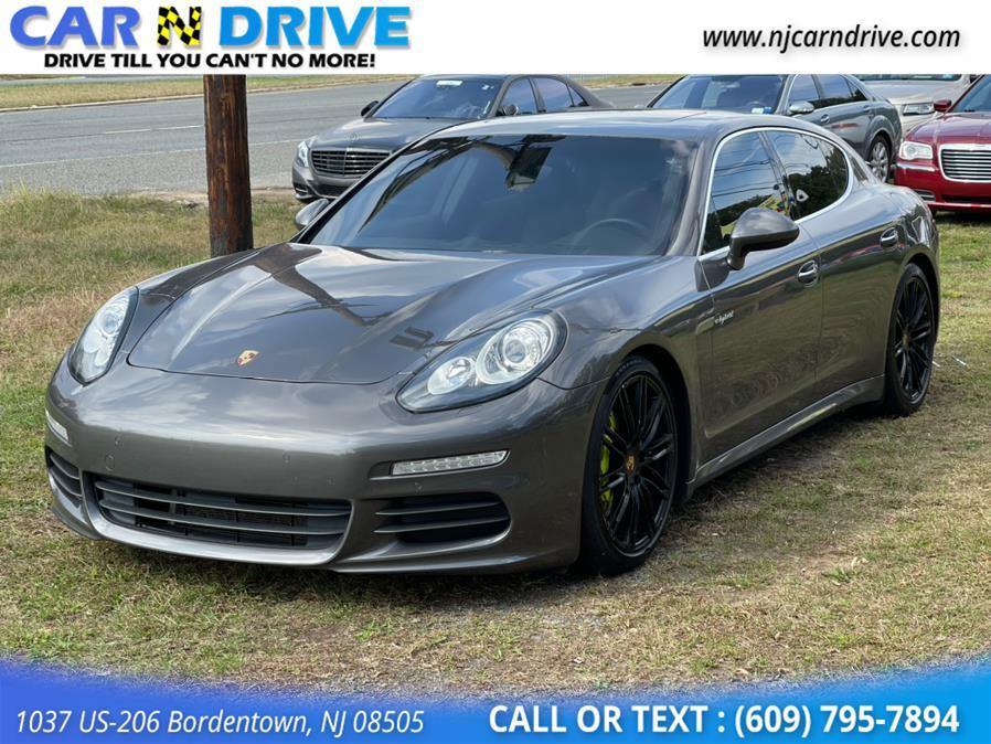 Used Porsche Panamera Hybrid S E-Hybrid 2015   Car N Drive. Bordentown, New Jersey
