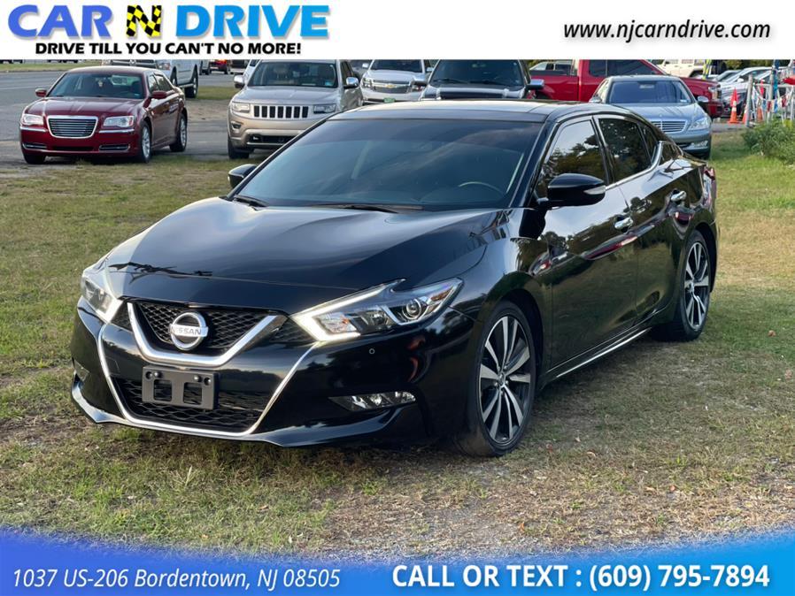 Used Nissan Maxima 3.5 SL 2018 | Car N Drive. Bordentown, New Jersey