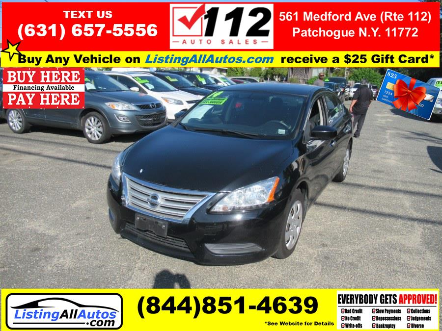 Used 2014 Nissan Sentra in Patchogue, New York   www.ListingAllAutos.com. Patchogue, New York