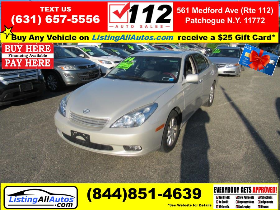Used 2004 Lexus ES 330 in Patchogue, New York   www.ListingAllAutos.com. Patchogue, New York