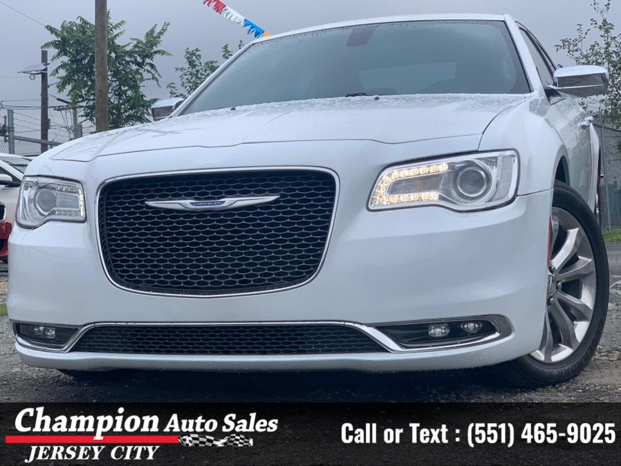 Used Chrysler 300 Limited AWD 2018   Champion Auto Sales of JC. Jersey City, New Jersey