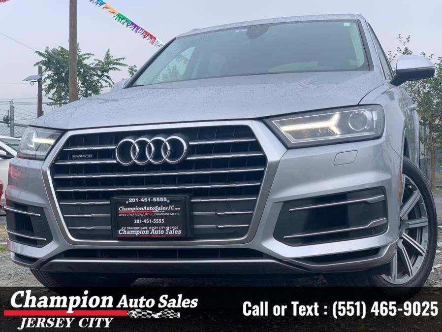 Used Audi Q7 3.0 TFSI Premium Plus 2018 | Champion Auto Sales of JC. Jersey City, New Jersey