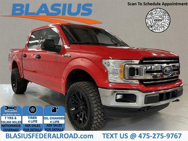 Used Ford F-150 XLT 2020 | Blasius Federal Road. Brookfield, Connecticut